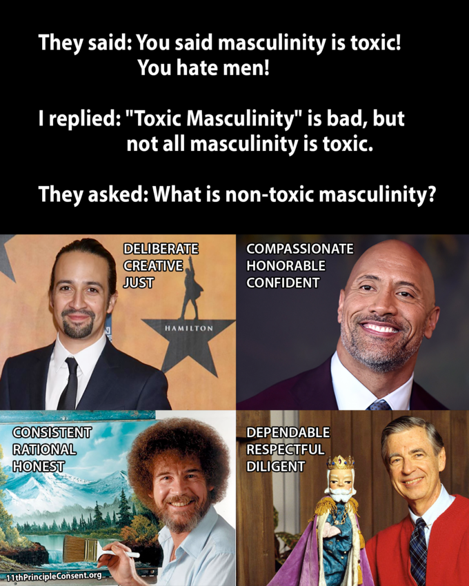 Wholesome Masculinity