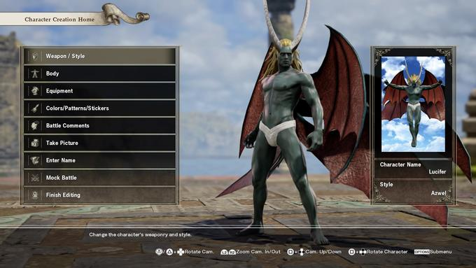SoulCalibur VI Custom Characters | Know Your Meme
