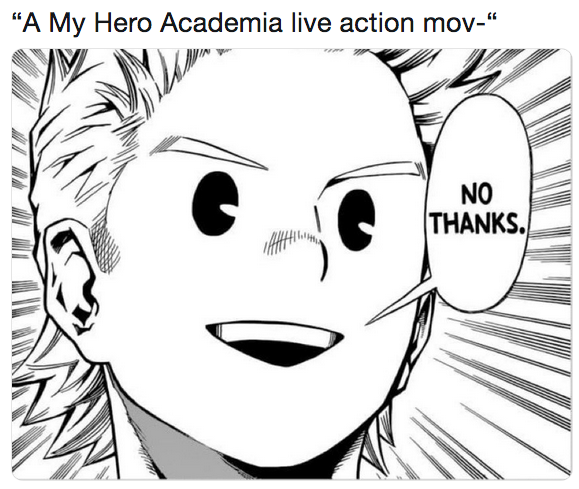 My Hero Academia | Know Your Meme