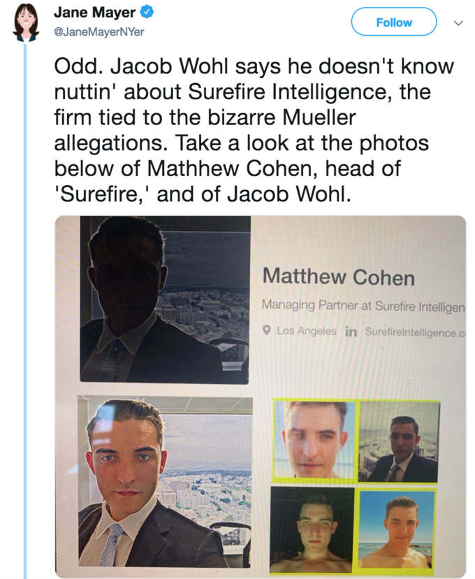 Jacob Wohl | Know Your Meme