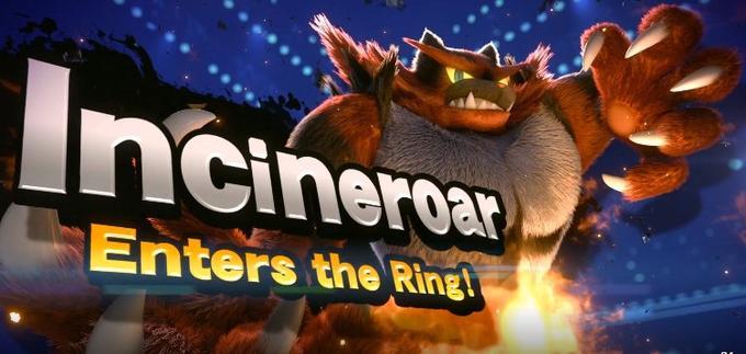 Image result for incineroar enters the ring