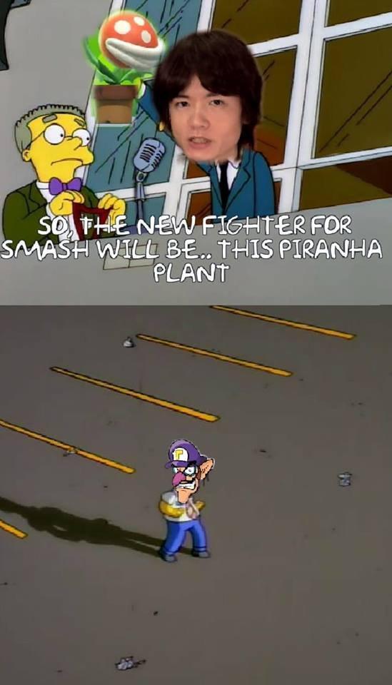 Piranha Plant Memes Super Smash Bros Ultimate Youtube