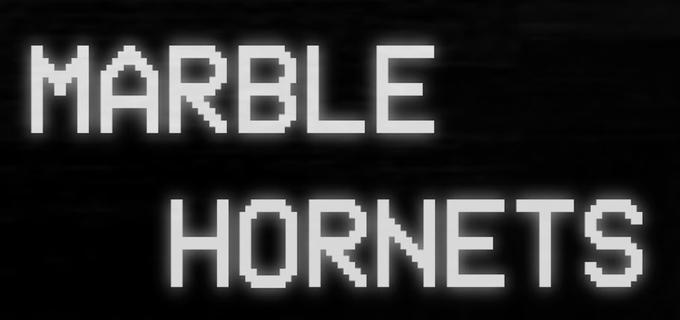 MARBLE HORNETS text black black and white font vehicle registration plate monochrome photography monochrome logo