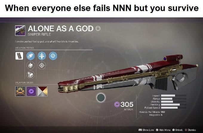 Destiny Guns | Know Your Meme