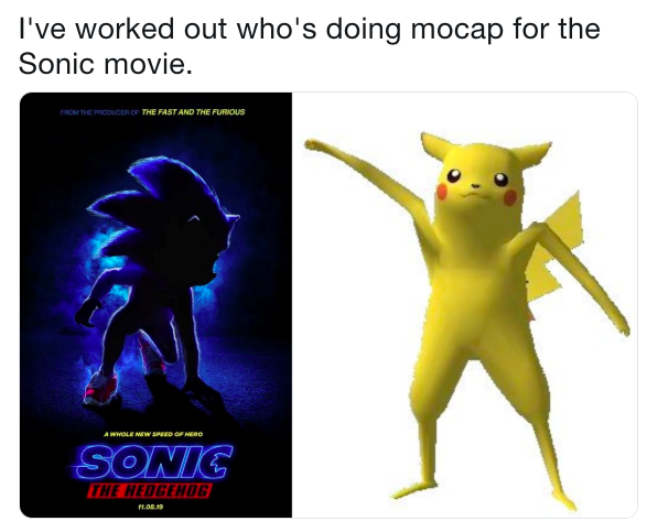 Sonic The Hedgehog Know Your Meme