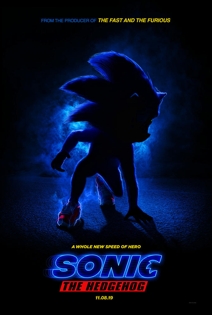 The Best Sonic Poster Parodies | MemeSEM