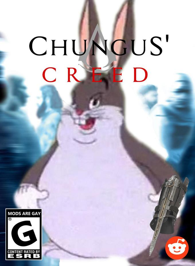 Big Chungus Know Your Meme