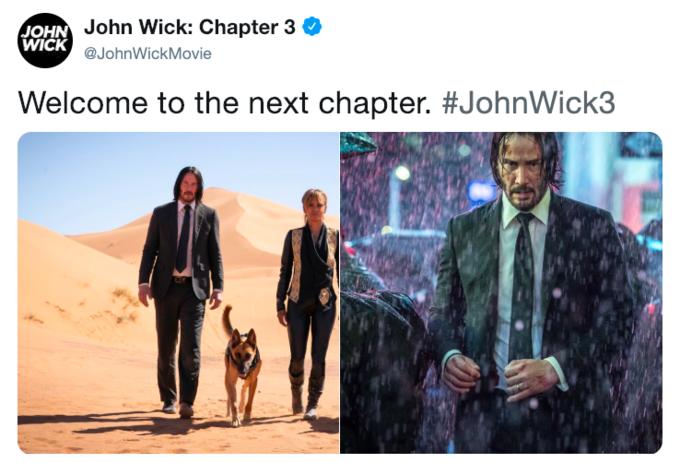 John Wick Know Your Meme