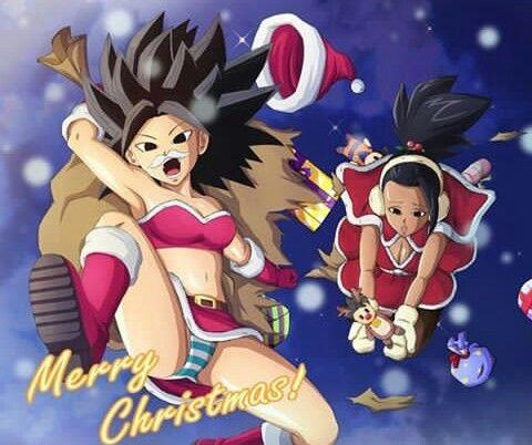Merry Christmas Anime.Merry Christmas Dragon Ball Know Your Meme