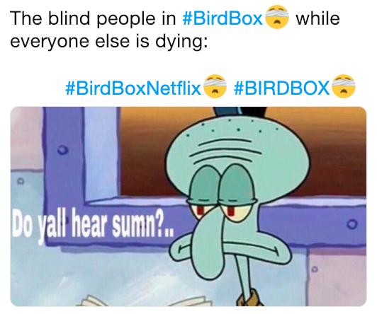 Bird Box Know Your Meme