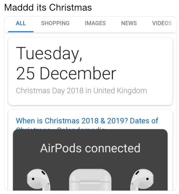 947dcc3c270 Maddd its Christmas ALL SHOPPING IMAGESNEWS VIDEOS Tuesday, 25 December  Christmas Day 2018 in United
