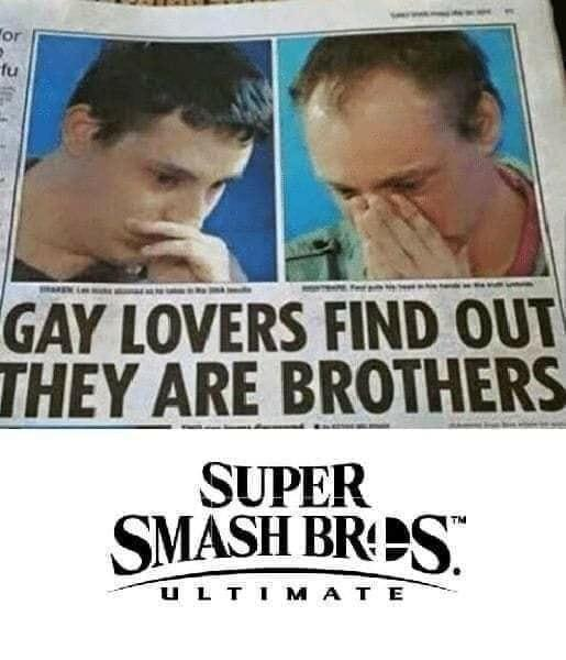 Gay Lovers i'll be kirby and suk you | super smash brothers ultimate | know