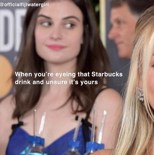 Fiji Water Girl | Know Your Meme
