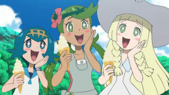 Images of sun and moon pokemon episodes 103 facebook