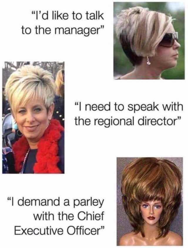 10+ Memes Of Karen, The Infamous