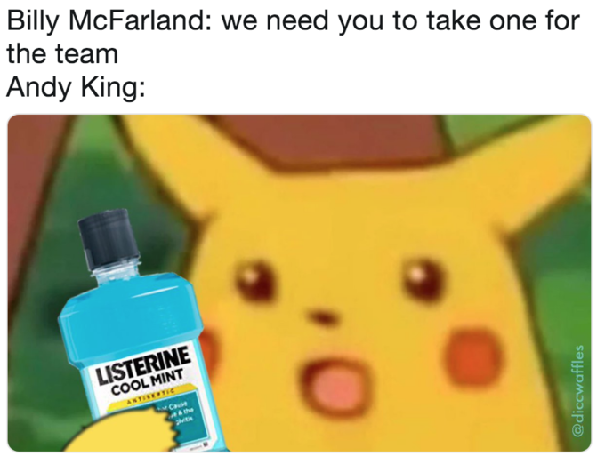 Andy King Fyre Festival Blowjob Know Your Meme