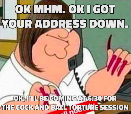 Cock and Ball Torture | Know Your Meme