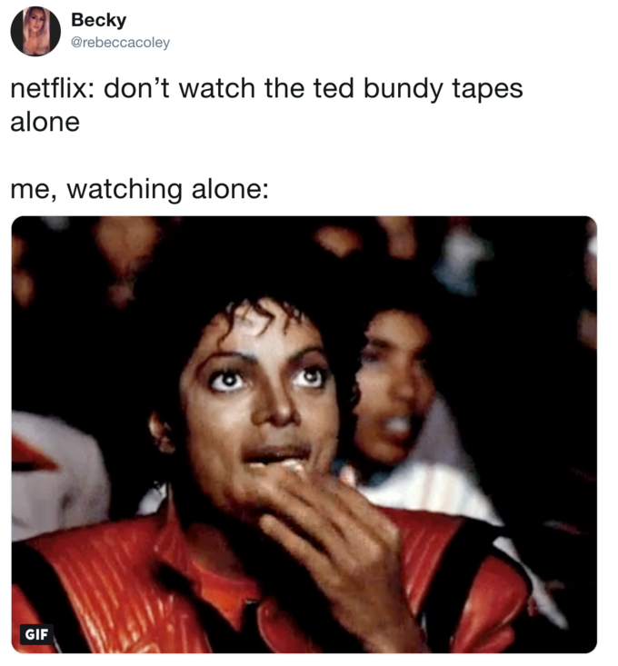 The Ted Bundy Tapes | Know Your Meme