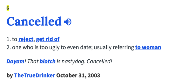 dating scene urban dictionary