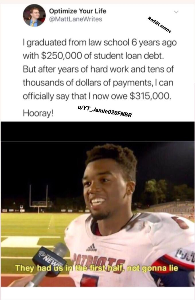 They Had Us In the First Half | Know Your Meme