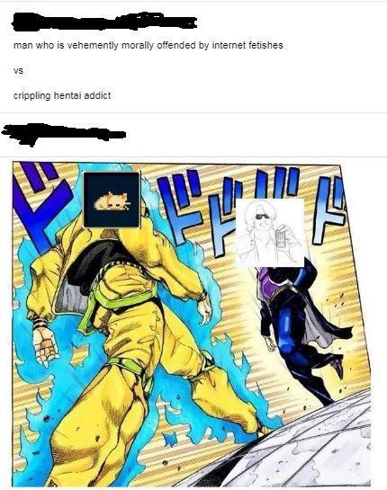 Hentai vs Porr