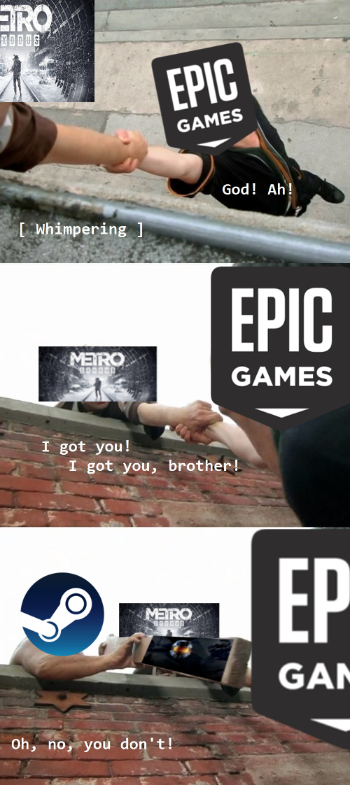 Epic Games Store | Know Your Meme