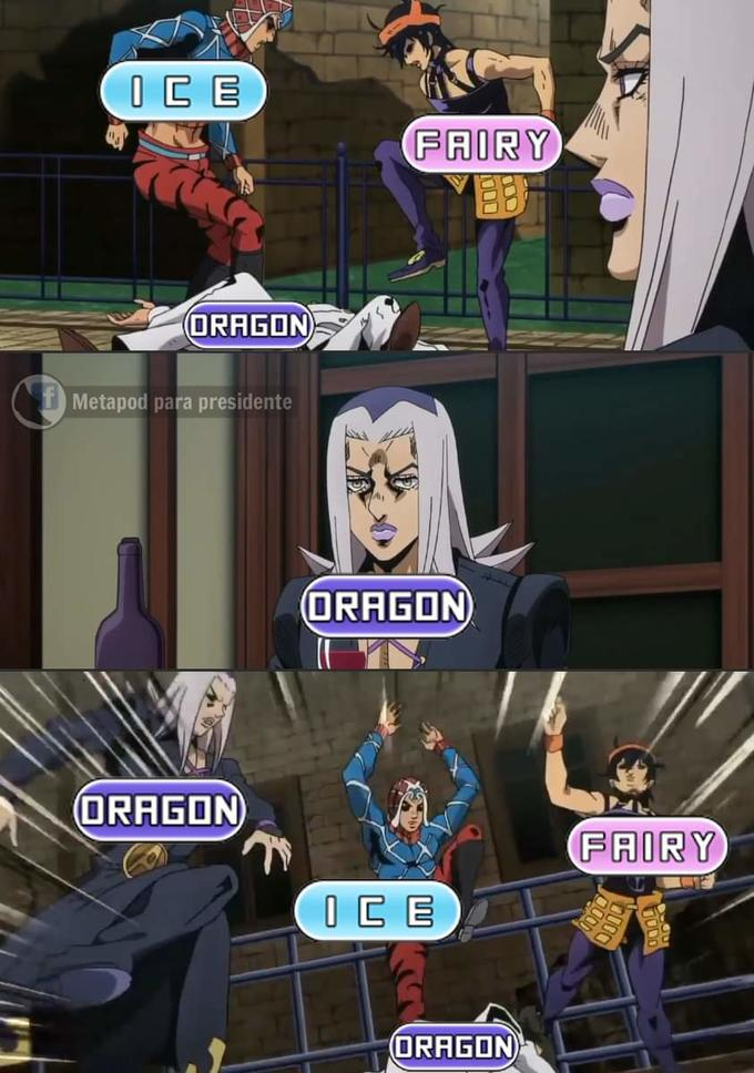 Abbacchio Joins the Kicking | Know Your Meme