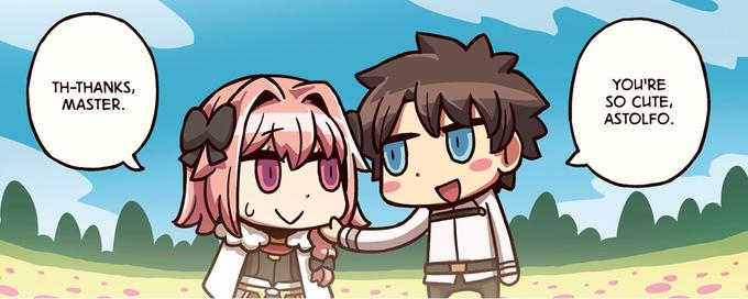 Fate/Grand Order   Know Your Meme