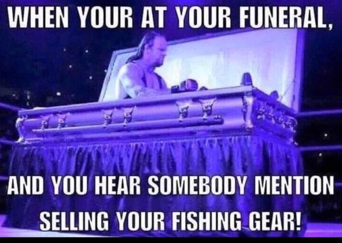 Ironic Fishing Memes Bass Pro Shops Know Your Meme