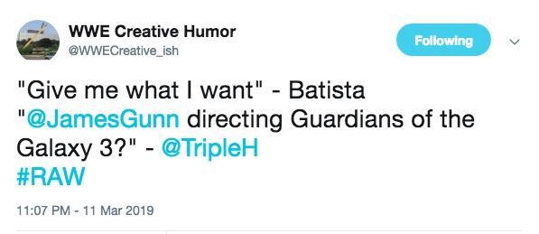 WWE Creative Ish | Batista