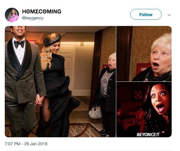 COSAS DE SANTOÑA: [36+] New York Beyonce Meme Template