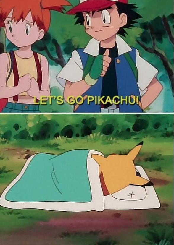 Pikachu with a boner