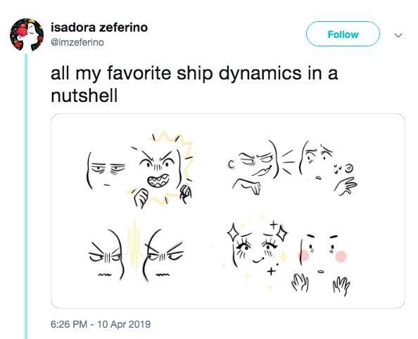 Ship Dynamics | Know Your Meme