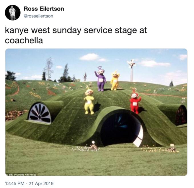 Kanye West's Sunday Service | Know Your Meme