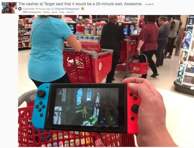 Nintendo Switch Karma Whoring Parodies Know Your Meme