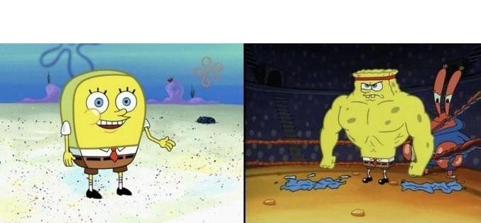 From Spongebob Squarepants With Images Painting Memes