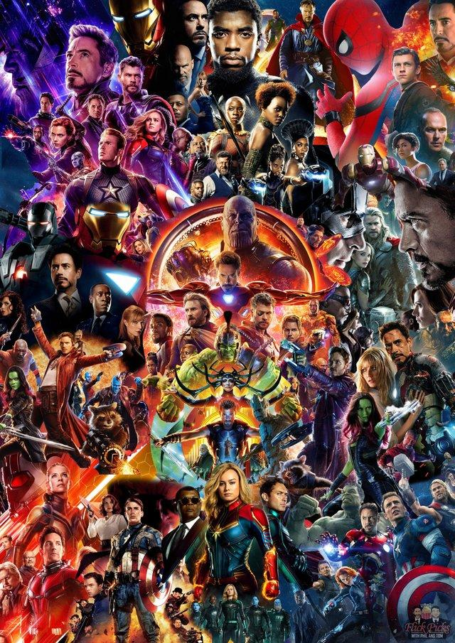"""Image result for Marvel Cinematic Universe 23 Movies"""""""