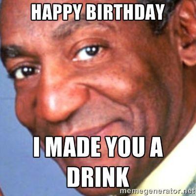 Savage Bill Cosby Birthday Meme Happy Birthday Memes Know Your
