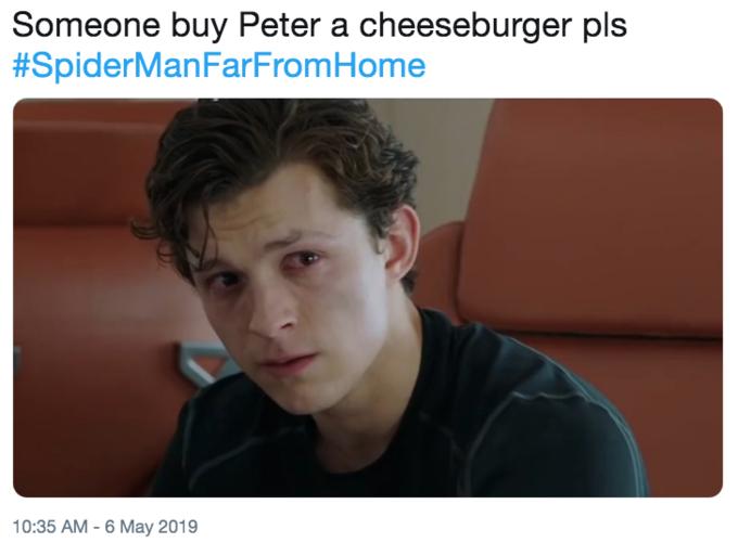 Tony Stark's Cheeseburger | Know Your Meme