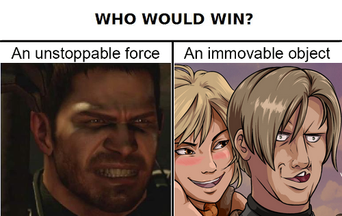Place Your Bets Chris Redfield Know Your Meme