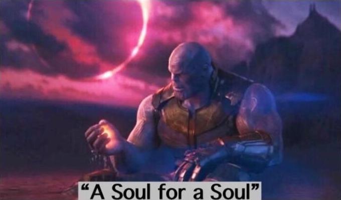 A Soul for a Soul | Know Your Meme