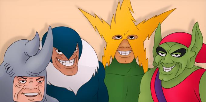 Cartoon Fictional character Anime Illustration