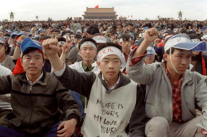 1989 Tiananmen Square Protests Know Your Meme Commemorations to those killed in tiananmen square in 1989 will show the chinese government we will not be silenced, says writer rowena xiaoqing he. 1989 tiananmen square protests know