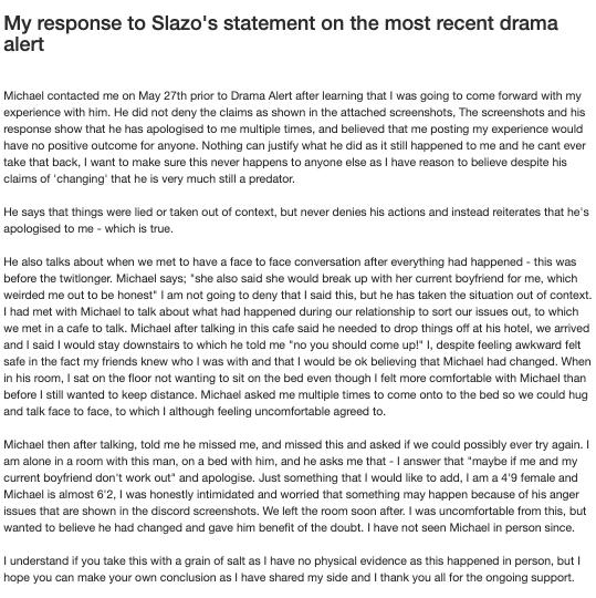 Drama Alert Response | Slazo | Know Your Meme