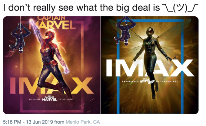 Spider-Man: Far From Home IMAX Poster Parodies | Know Your Meme
