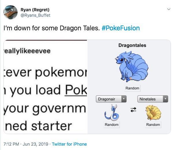 Pokéfusion / Pokémon Fusion | Know Your Meme