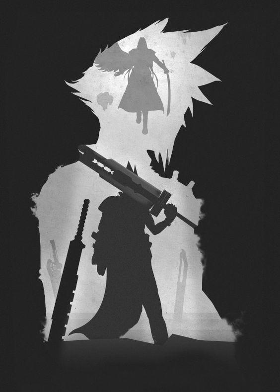 Cloud Vs Sephiroth Final Fantasy Vii Know Your Meme