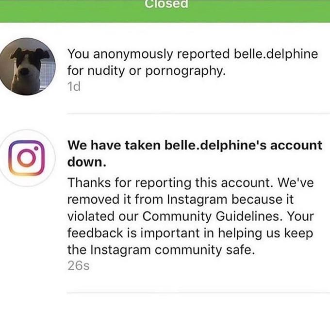 Belle Delphine | Know Your Meme