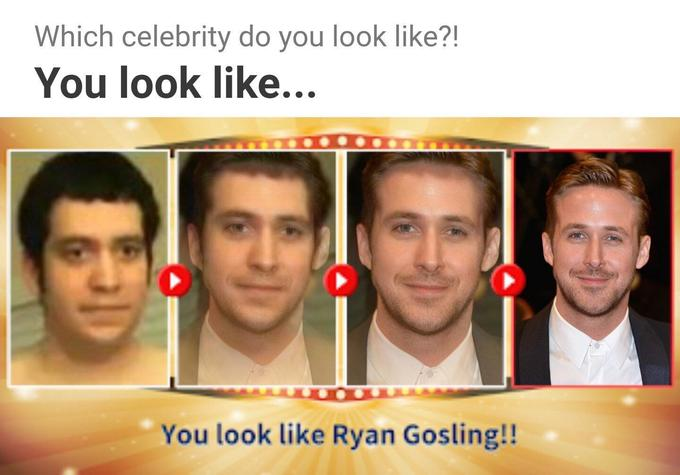 Do which like celebrity i look What Female