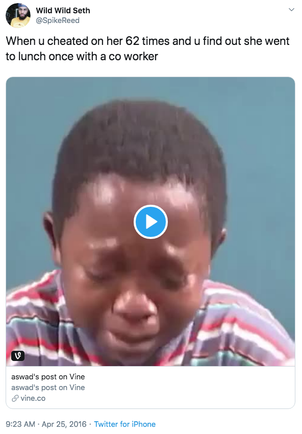 African Kid Crying With A Knife Know Your Meme
